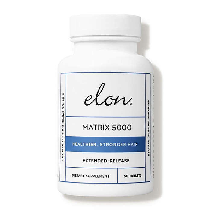 Elon Matrix 5000 with 5000 mcg Biotin