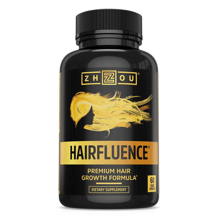 Zhou Nutrition Hairfluence Supplement